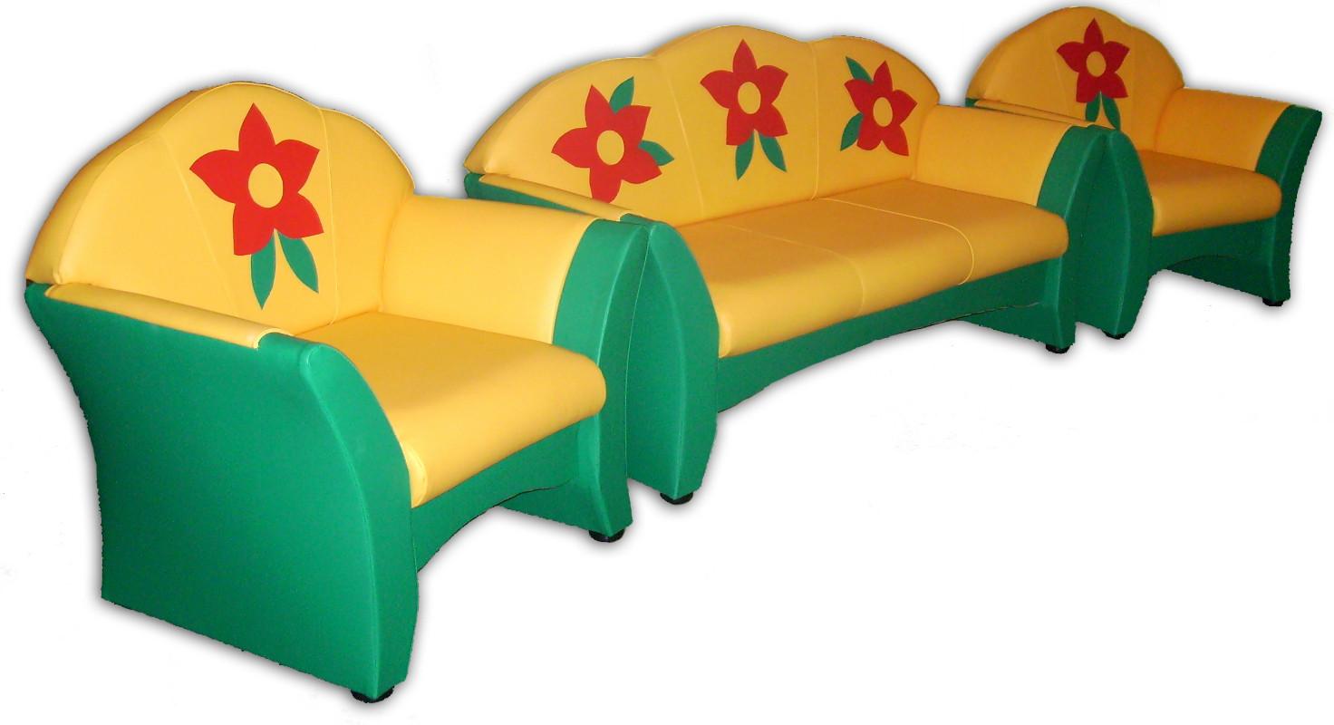 Мягкая детская мебель - мебельная компания лидер.