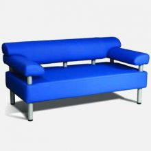 Офисные диваны и кресла: мягкая офисная мебель