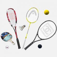 Настольный теннис и бандминтон